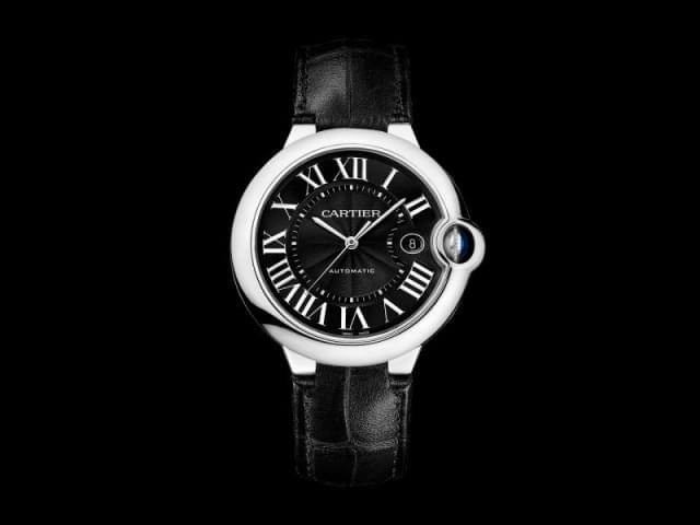 Minden Fekete Személyiség Új Svájci Replika Cartier Ballon Bleu De Cartier WSBB0003 Órakóstolás