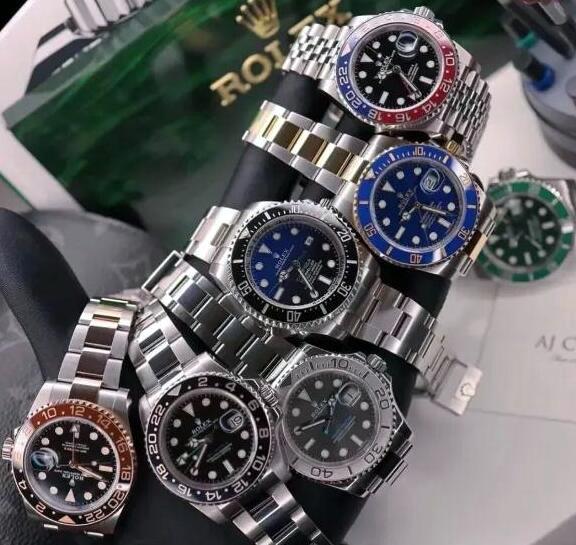 Mutassa Be A Rolex Számos Legmagasabb Értékesítési Replikájú Óráját